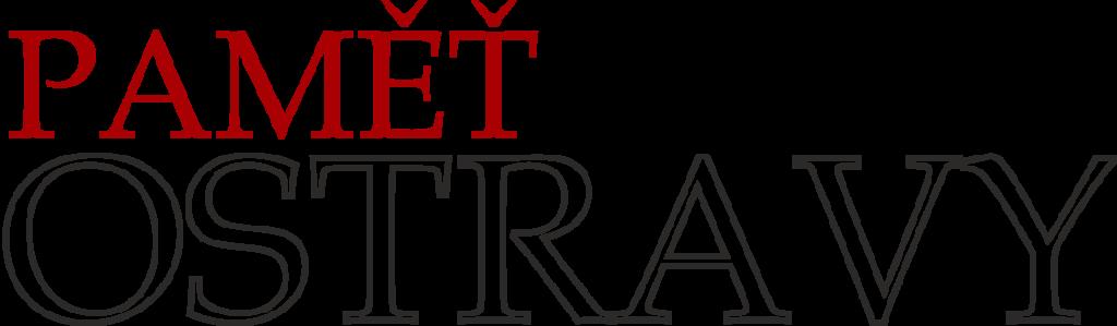 logo projektu Paměť Ostravy