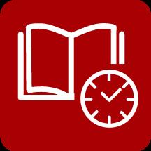 Ikona Půjčovní doba