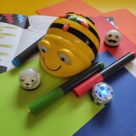 Fotografie robotických hraček