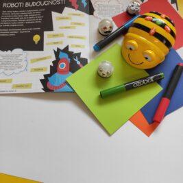 foto robotické hračky